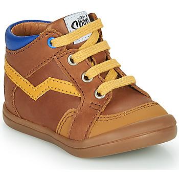 Sko Dreng Høje sneakers GBB ASTORY Brun
