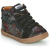 Sko Pige Høje sneakers GBB VALA Sort