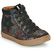 Sko Pige Høje sneakers GBB TADEA Flerfarvet