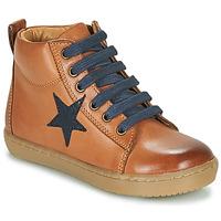 Sko Dreng Høje sneakers GBB KANY Brun