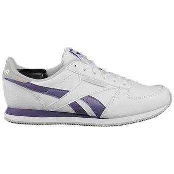 Sko Dame Lave sneakers Reebok Sport Royal Cljogger Ltr Hvid, Lilla