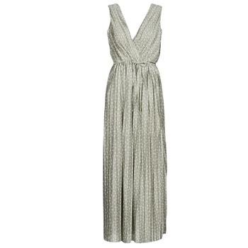 textil Dame Lange kjoler Only ONLELEMA Beige