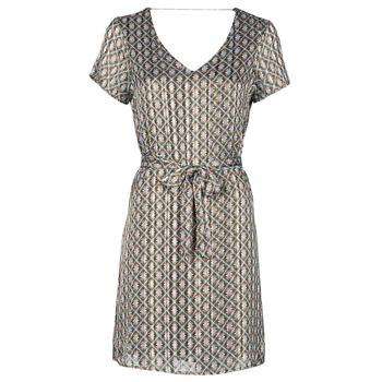textil Dame Korte kjoler Only ONLMADDI Kaki