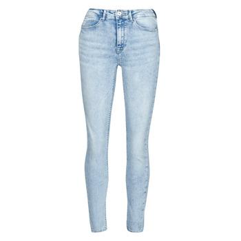 textil Dame Smalle jeans Only ONLPAOLA Blå / Lys