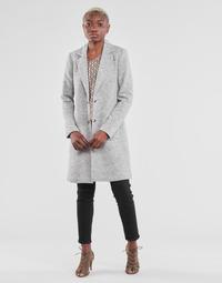 textil Dame Frakker Only ONLCARRIE Grå