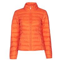 textil Dame Dynejakker Only ONLNEWTAHOE Orange