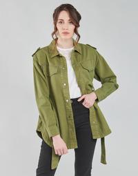 textil Dame Jakker / Blazere Only ONLNORA Kaki