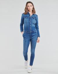 textil Dame Buksedragter / Overalls Only ONLCALLI Blå / Medium