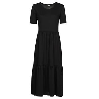 textil Dame Lange kjoler JDY JDYDALILA FROSTY Sort