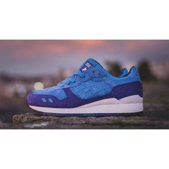 Sko Lave sneakers Asics Gel Lyte 3 Solstice Mid Blue/Mid Blue