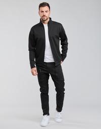 textil Herre Cargo bukser G-Star Raw ZIP PKT 3D SKINNY CARGO Sort