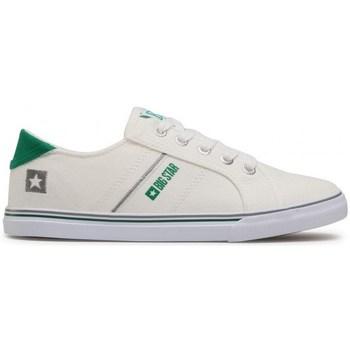 Sko Dame Lave sneakers Big Star DD274893 Hvid, Grøn
