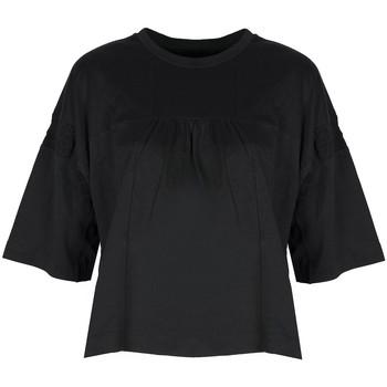 textil Dame Toppe / Bluser Diesel  Sort