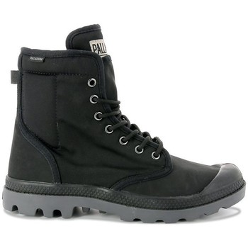 Sko Dame Høje sneakers Palladium Pampa Solid Ranger Grå