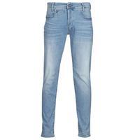 textil Herre Jeans - skinny G-Star Raw D STAQ 5 PKT Blå