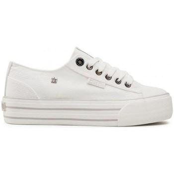 Sko Dame Lave sneakers Big Star HH274052 Hvid