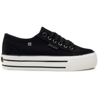 Sko Dame Lave sneakers Big Star HH274056 Hvid, Sort