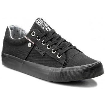 Sko Dame Lave sneakers Big Star AA274513 Grafit