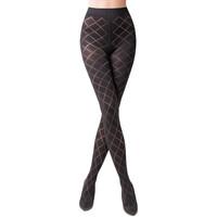 Undertøj Dame Tights / Pantyhose and Stockings Gabriella 328-SAVIA NERO Sort
