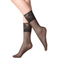 Undertøj Dame Tights / Pantyhose and Stockings Gabriella 690-KALA NERO Sort