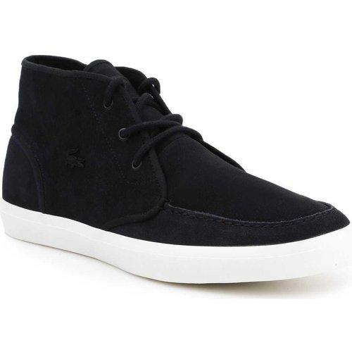 Sko Herre Høje sneakers Lacoste 7-32CAM0087024 black