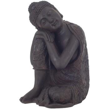 Indretning Små statuer og figurer Signes Grimalt Buddha Marrón