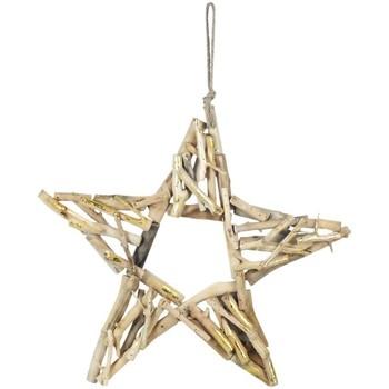 Indretning Julepynt Signes Grimalt Stjerne med træ Dorado