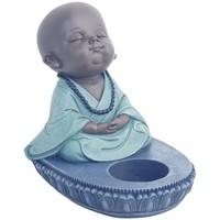 Indretning Lysestager, fyrfadslysestager Signes Grimalt Buddha T-Lite Azul