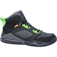 Sko Herre Basketstøvler Nike Jordan Mars 270 Sort, Grå, Grøn