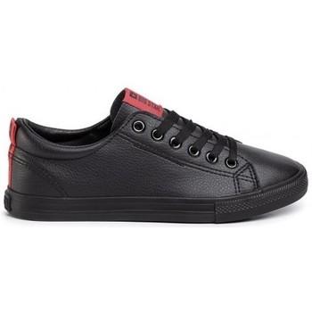 Sko Dame Lave sneakers Big Star DD274687 Sort