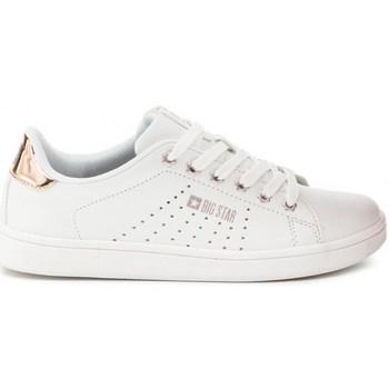 Sko Dame Lave sneakers Big Star DD274583 Hvid