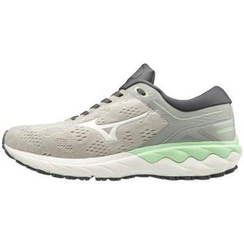 Sko Dame Lave sneakers Mizuno Wave Skyrise Hvid, Grå, Celadon