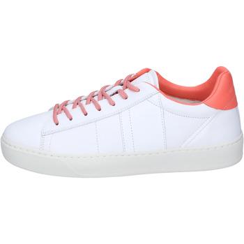 Sko Dame Lave sneakers Woolrich Sneakers BJ473 Hvid