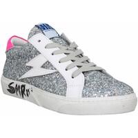 Sko Dame Lave sneakers Semerdjian 135397 Sølv