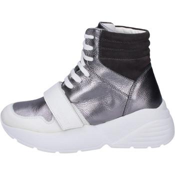 Sko Dame Høje sneakers Twin Set BJ482 Grå