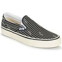 Sko Dame Lave sneakers Vans UA CLASSIC SLIP ON 9 Sort