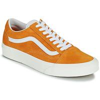 Sko Dame Lave sneakers Vans UA OLD SKOOL Orange