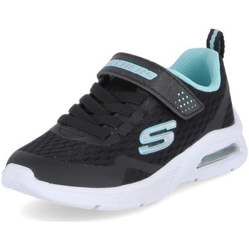 Sko Børn Lave sneakers Skechers Microspex Max Sort