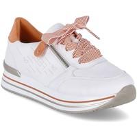 Sko Dame Lave sneakers Remonte Dorndorf D131380 Hvid