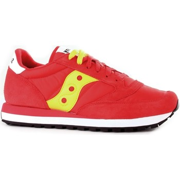 Sko Herre Lave sneakers Saucony S2044 RED / YELLOW