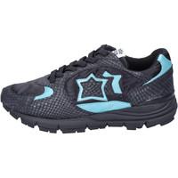 Sko Dame Lave sneakers Atlantic Stars BJ503 Sort