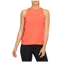 textil Dame Toppe / T-shirts uden ærmer Asics Future Tokyo Tank Orange