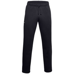 textil Herre Træningsbukser Under Armour Rival Fleece Pants Sort