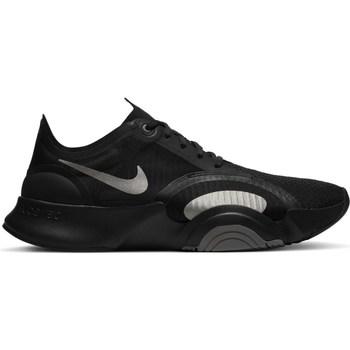 Sko Herre Lave sneakers Nike Superrep GO Sort, Grå
