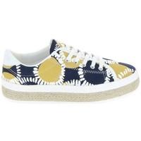 Sko Dame Lave sneakers No Name Wax Imprime Flerfarvet