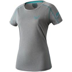 textil Dame T-shirts m. korte ærmer Dynafit Transalper W SS Tee Grå