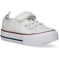 Sko Pige Lave sneakers Luna Collection 48273 Hvid