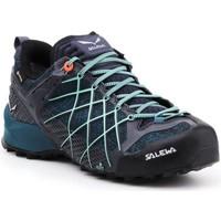 Sko Dame Vandresko Salewa Buty trekkingowe  Wildfire GTX 63488-3838 navy , blue, black