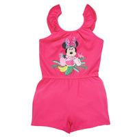 textil Pige Buksedragter / Overalls TEAM HEROES  MINNIE JUMPSUIT Pink