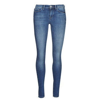 textil Dame Smalle jeans Only ONLSHAPE Blå / Medium